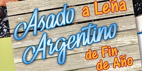 Asado Argentino de Fin de Año 2020 boletos