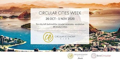 Circular Cities Weeks (CCW): Circular Economy Club Almada bilhetes