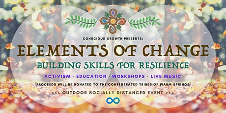 Elements of Change: Building Skills for Resilience tickets