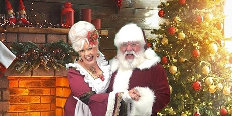 Magical Memories with Santa & Mrs. Claus- 2 tickets