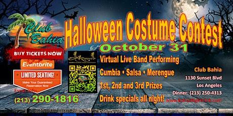 Club Bahia Halloween Costume Contest tickets