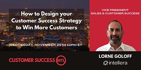 How to Design your Customer Success Strategy to Win More Customers tickets
