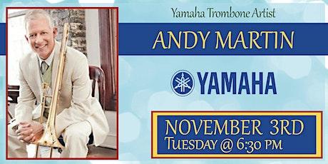 Andy Martin Trombone Clinic tickets