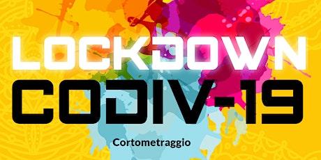 Lockdown Covid-19 scritto da Natale Maroglio e Antonio Cospito biglietti