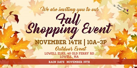 Fall Shopping Event tickets