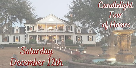 44th Annual Candlelight Tour of Homes tickets
