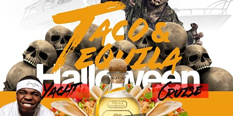 TACO TUESDAY HALLOWEEN SUNSET CRUISE HOSTED BY JAQUE FROM LOVE AND HIP HOP tickets