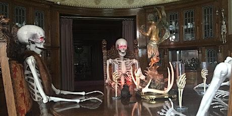 Magic Chef Mansion Halloween Tour