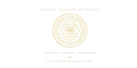 VIRTUAL Intro to Crystal Alchemy Sound Healing Workshop tickets