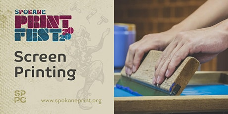 Print Fest: Screen Printing Posters tickets