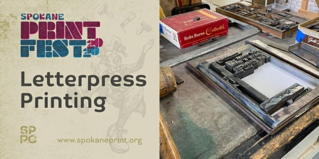 Print Fest: Letterpress Printing tickets