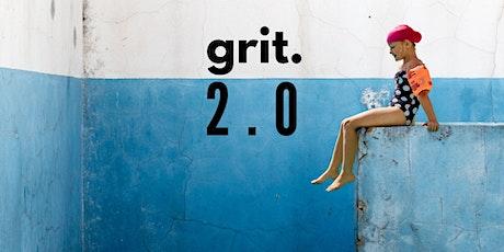 Grit 2.0 / Sat Nov 28-Dec 14 / 3-5pm / 10-13yrs tickets