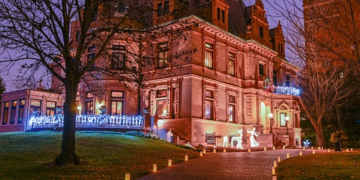 Magic Chef Mansion Christmas Tour 2020 St. Louis, MO Holiday Events | Eventbrite