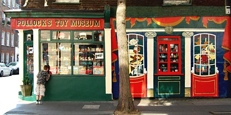 Pollock's Toy Museum 12pm and 4pm Friday Tours tickets