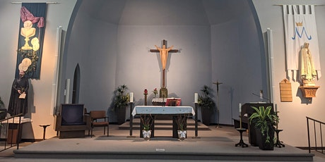 Kingsville - Sunday Vigil Mass (5pm Saturday Evening) tickets