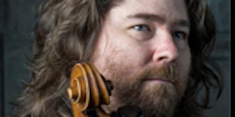 Rafael Popper-Keizer—cellist in recital