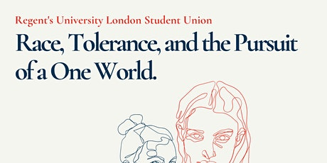 Race, Tolerance, and the Pursuit of a One World tickets