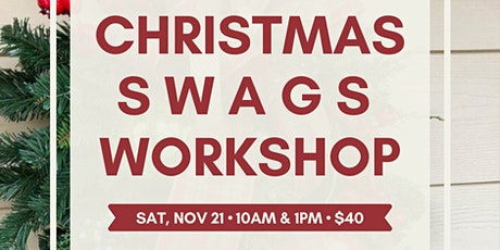 Green Things: Workshop #2 - Christmas Swags! tickets