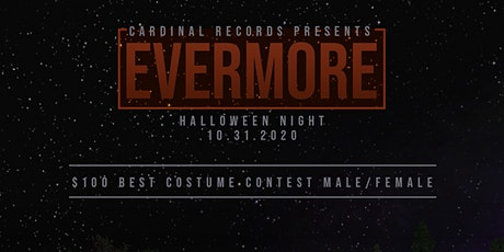 Cardinal Records Presents: Evermore (HALLOWEEN EDITION) tickets
