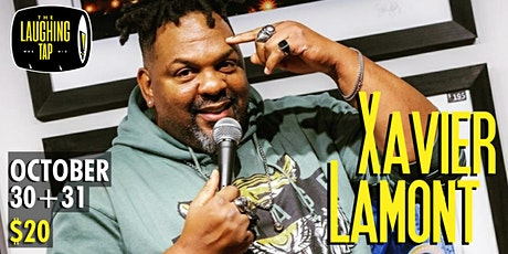 Xavier Lamont at The Laughing Tap tickets