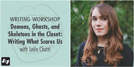 Demons, Ghosts, and Skeletons in the Closet: Writing What Scares Us tickets