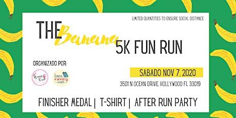 THE BANANA 5K FUN RUN - A RACE FOR HAPPY MOMS tickets