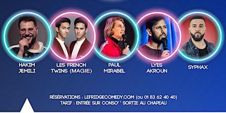 Golden Comedy Club : La Spéciale ! billets