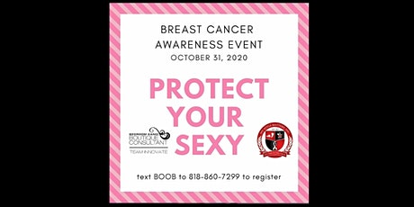 Bedroom Kandi Breast Cancer Awareness Virtual Event tickets