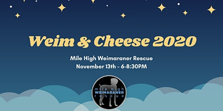 Virtual Weim & Cheese Pop Up Event! tickets