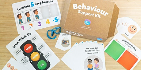 Talking about emotions with the behaviour support kit (family webinar) tickets