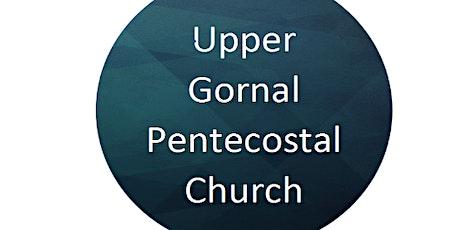 Sunday Communion service 1st November 2020 tickets