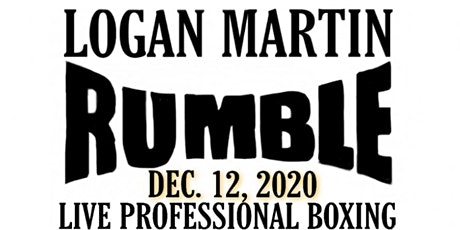 Logan Martin Rumble tickets