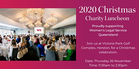 2020 Christmas Charity Luncheon tickets