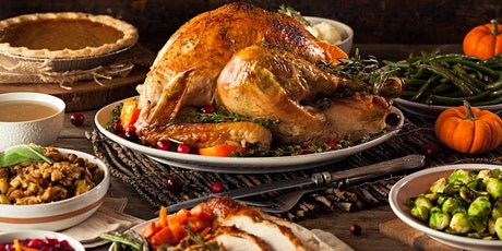 Thanksgiving Carryout Dinner Provided By Auburn Hills Marriot Pontiac tickets