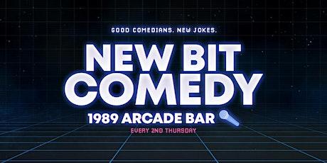 New Bit Comedy tickets