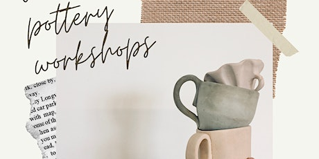 Pottery Classes in Camden Town tickets