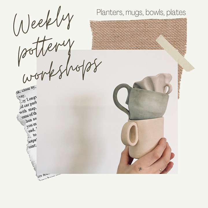 Pottery Classes in Camden Town image
