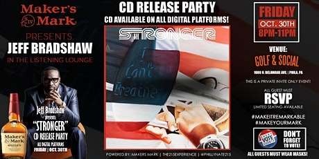 Jeff Bradshaw  CD Release Party - Listening Lounge powered by: Makers Mark tickets