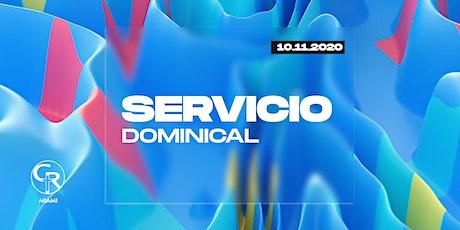 Servicio Dominical Presencial - Domingo 01 de Noviembre tickets