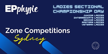 EP Physie Championship Day - Sydney Advanced Ladies Sectionals tickets