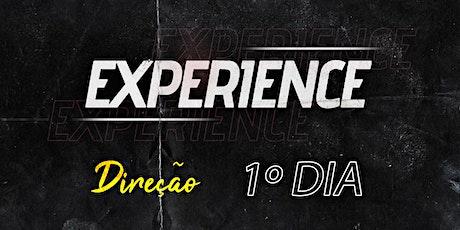 Experience - Dia 1 | 26/10 - 19h45 ingressos