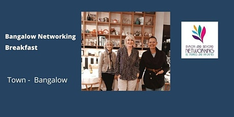 Bangalow Networking Breakfast - 5th. November 2020 tickets