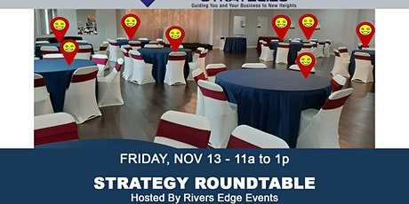 Working ON Your Business Strategy Roundtable tickets
