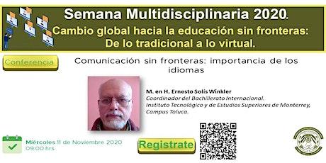 Comunicación sin fronteras: importancia de los idiomas entradas