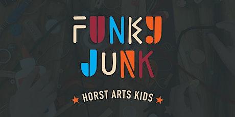 Funky Junk | Kid Crafting at Horst Arts tickets