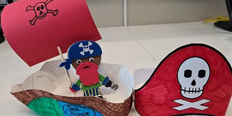 Pirate Craft @ Park Holme Library tickets
