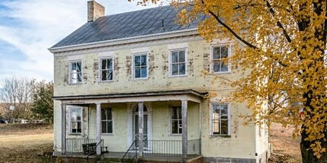 Lincoln Homestead Restoration Holiday Tour (30 minutes) tickets