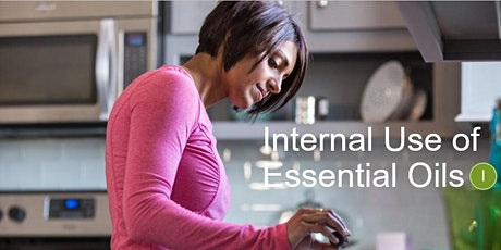 Internal Use of Essential Oils tickets