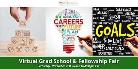 Virtual Graduate School and Fellowship Fair tickets