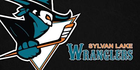 Sylvan Lake Wranglers vs. Red Deer Vipers tickets